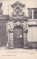 BEL23/  1898-1905 Antwerpen Anvers   Poort Porte Twaalf Maandenstraat 7 - Antwerpen