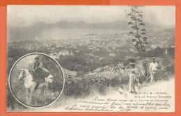 MOL2/403, Cannes, Colline De Vallauris, Précurseur, Circulée 1901 - Cannes