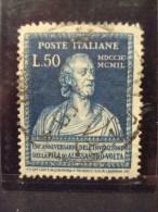 ITALIE 550 Oblitéré - 1946-60: Usados
