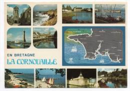 """CP, 29, AUDIERNE, La Rivière """"Le Goyen"""", Vierge - Audierne"""