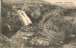 CPA-1910-63-La TOUR D AUVERGNE-CASCADE Du GOURD Des CHEVAUX--TBE - Autres Communes