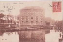 CESSON   ( I.et V.)  -  Environs De Rennes - Cesson - Le Moulin. ( Enfants à Droite ). - France
