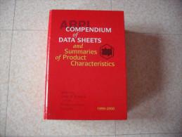ABPI  Compendium Of  Data Sheets   Pharmaceutical    1999  2000      Vidal  Anglais - Médecine Alternative