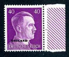 5158A  Ostland 1941  Michel #15  Mnh** Offers Welcome! - Besetzungen 1938-45