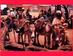 COLOMBIA  - Cartolina Viaggiata Anni 70 - Goajira - Maicao - Mercato - Colombia