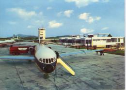 Aéroport..Aéroport De Dubrovnick..Croatie..avions - Aerodromes