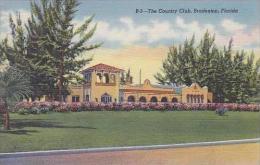 Florida Bradenton Country Club Curteich