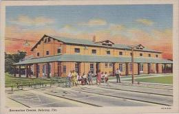 Florida Sebring Recreation Centre Curteich