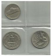 UNITED STATES - 3 Coins - Used - Monete & Banconote