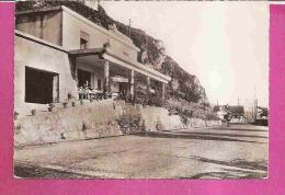 """BRISON LES OLIVIERS  -  ** HOTEL RESTAURANT """" LE BELVEDERE """" **  -   Editeur : J. CELLARD  De Bron - N°19901 - Autres Communes"""