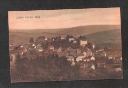 AK Daun MIT DER BURG  Old Postcard UNUSED - Daun