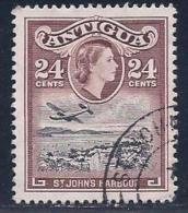 Antigua, Scott # 145 Used St. Johns Harbor, 1963 - 1960-1981 Autonomía Interna
