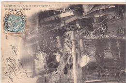 23037 CONCARNEAU- Pêcheurs Débarquant Sardine Port C -Ed. Laussedat, Chateaudun. Bateau Peche Marin - Concarneau
