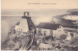 23042 DIELETTE - Le Puits De La Cabotière - Ed Lecourbas -mine De Fer Sous Marine Exploitée Vers 1900