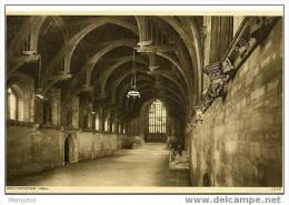 Westminster Hall L Mint Vinge Card  W. Scott No C110 - London