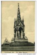 The Albert Memorial  F.G.O. Stuart No 867 Mint Vintage Card - London