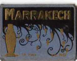 MARRAKECH  Mini Carnet Pochette De 12 Vues - Marrakech