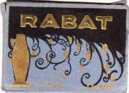 RABAT  Mini Carnet Pochette De 12 Vues - Rabat