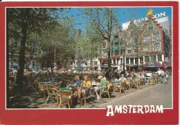 Amsterdam Leidseplein  Hamar  Used To Australia Front & Back Shown - Amsterdam