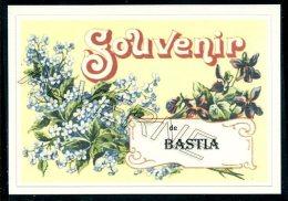 20  BASTIA  ...  ....  Souvenir  Creation Moderne Série Limitée Et Numerotée 1 à 10 ... N° 2/10 - Bastia
