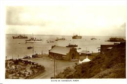Yémen. Aden. Ships In Harbour. - Yémen