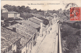 23062 GONDRECOURT - RUE D'ALBAINVILLE  -ed Maget Tabac - Gondrecourt Le Chateau