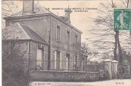 23068 GONNEVILLE SUR MERVILLE (14) Ecole Communale -118 Baroche Cl CG -