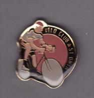 PIN´S  Vélo Club De SAINT OMER - Cyclisme