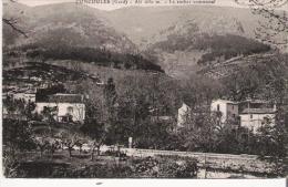 CONCOULES (GARD) ALT 630 M LE ROCHER COMMUNAL - Francia