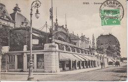 SUISSE - GENEVE - (attelage) Le Kursaal - Nr 3069 Phototypie Co à Neuchatel - D17 1061 - GE Ginevra