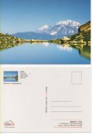 Cart983 Georgia, Tbilisi, Racha, Lake Lago Lac See, Udziro, Tbilisi, Sakartvelos Respublika, Mar Nero - Georgia