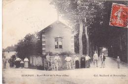23083 SOMPUIS - Rond Point De La Prise D'eau -col Maillard Bourcellier - Velo