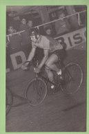 Frank LENORMAND, Sélectionné Jeux Olympiques 1952, Autographe Manuscrit, Dédicace. 2 Scans. - Cyclisme