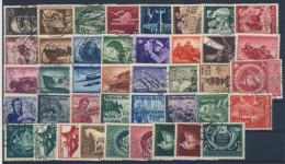 Deutsches Reich Michel No. 864 - 906 gestempelt used / Jahrgang 1944 komplett