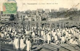 Madagascar - Tananarive - Le Zoma - Marché Aux Bois - Madagascar