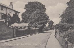 St.Mary Cray   Effingham Logde   High Street            Scan 6750 - Londres – Suburbios