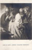 """MUSEE DU LOUVRE - JORDAENS - """" Les Quatres Evangélistes """" - Peintures & Tableaux"""
