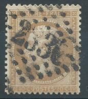 Lot N°24802   N°21, Oblit GC 2330 MESLAY-LE-VIDAME (27), Ind 8 ????? - 1862 Napoleon III