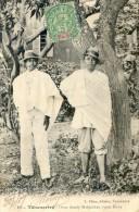 Madagascar - Tananarive - Deux Dandy Malgache, Types Hova - Madagascar