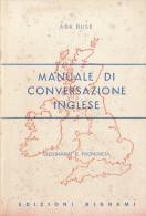 MANUALE   BIGNAMI -   CONVERSAZIONE INGLESE  (260910) - Corsi Di Lingue