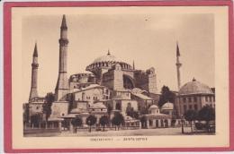 14 / 2 / 324  -CONSTANTINOPLE  - SAINTE-SOPHIE - Turkménistan