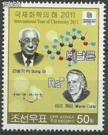T)2011 KOREA, INTERNATIONAL YEAR OF CHEMISTRY,MNH - Korea (...-1945)