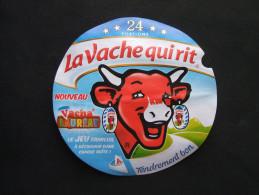 Etiquette Fromage LA VACHE QUI RIT - Vacha' Lauréat - 24 Portions - Fromage