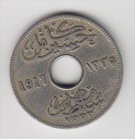 @Y@  Egypte  5 Mil   1917   (2661) - Egypte