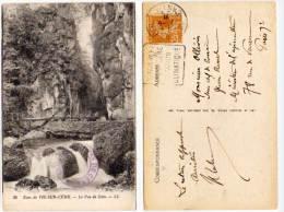 VIC SUR CERE - Le Pas De Cere    - Cachet Daguin  (64746) - Frankrijk