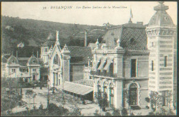 1856-France 25-Besancon-Les Bains Salins De La Mouillere-Ref 39 - Besancon