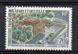 Afars & Issas 1969 / Mi 28 - Set Used (o) - Oblitérés