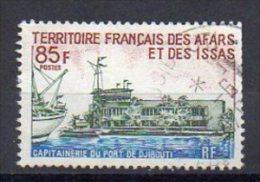 Afars & Issas 1969 / Mi 29 - Set Used (o) - Oblitérés