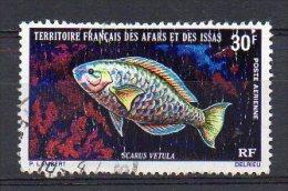 Afars & Issas 1971 / Mi 55 - Fishes - Used (o) - Oblitérés