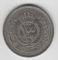 @Y@      Jordanië   100 Fils   1949    (2663) - Jordanie